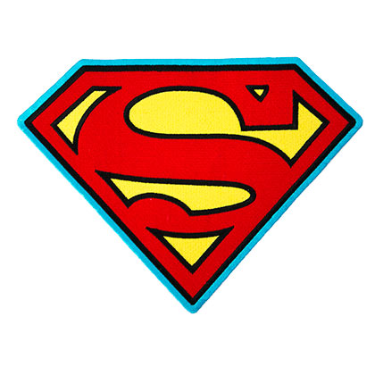 Toppa Superman Logo