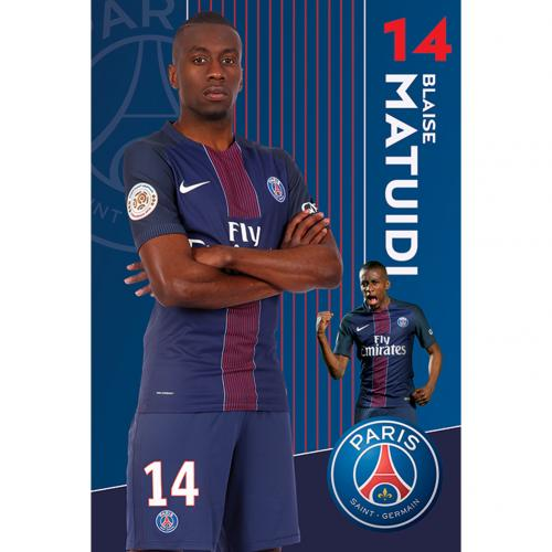 Poster Paris Saint-Germain  250301