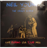 Vinile Neil Young & Crazy Horse - Live During Usa Tour - November 1986 (2 Lp)