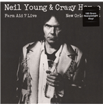 Vinile Neil Young & Crazy Horse - Live At Farm Aid 7 In New Orleans September 19 1994