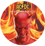 Vinile Ac/Dc - Hot As Hell (Picture Disc)