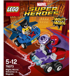 Lego Mighty Micros 76073 - Wolverine vs. Magneto