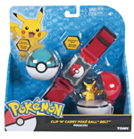 Pokemon - Clip 'N' Carry Poke Ball Belt