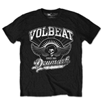 Volbeat - Rise From Denmark (T-SHIRT Unisex )