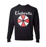 Resident Evil - Umbrella Logo High Density Black (felpa Unisex )