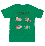 Pusheen - Holiday Gifts (T-SHIRT Unisex )