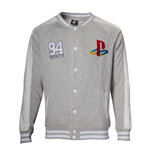 Playstation - Original 1994 Playstation Jacket (felpa Unisex Con Bottoni )