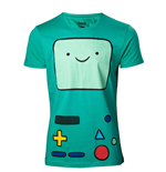Adventure Time - Beemo Green (T-SHIRT Unisex )