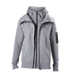 ASSASSIN'S Creed - Grey Hoodie (felpa Con Cappuccio Unisex )