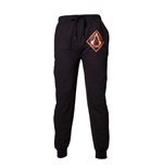 ASSASSIN'S Creed - Brown Golden Crest Lounge Pants (pantaloni Uomo )