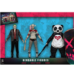 Set Action figure Suicide Squad