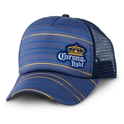 Cappellino Corona Light Striped