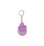 Adventure Time - Lumpy Space Princess Metal Keychain Metal Keychains U Purple