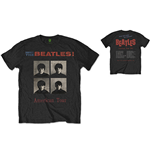 Beatles (THE) - American Tour 1964 Special Edition Black (T-SHIRT Unisex TG. 2)