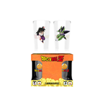 Set 2 Bicchieri Dragon Ball Z - Goku Vs Cell Medium