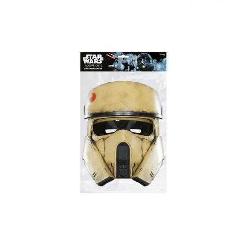 Maschera Star Wars Rogue One Shoretrooper