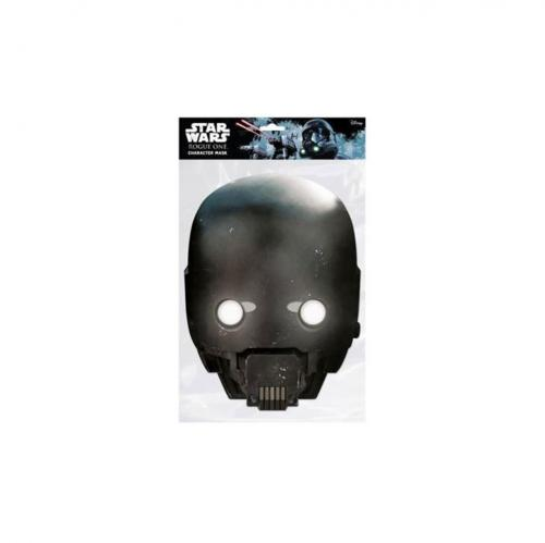 Maschera Star Wars Rogue One K-2S0