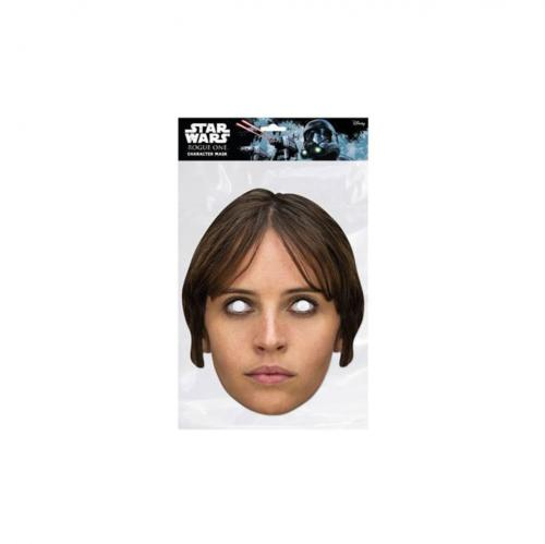 Maschera Star Wars Rogue One Jyn Erso