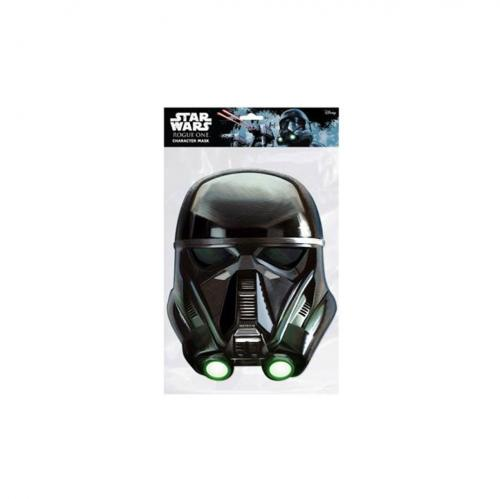 Maschera Star Wars Rogue One Death Trooper