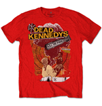 Dead Kennedys - Kill The Poor (T-SHIRT Unisex TG. 2)