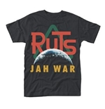 T-shirt The Ruts JAH WAR