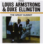 Vinile Louis Armstrong & Duke Ellington - The Great Summit