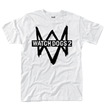 Watch Dogs 2 - Logo (T-SHIRT Unisex )