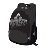 Watch Dogs - Black Backpack Dedsec Shaped (Zaino)