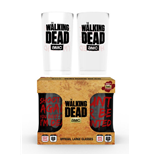 Walking Dead (The) - Type Large (Set 2 Bicchieri)