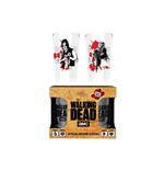 Walking Dead (The) - Daryl Vs Walker Medium (Set 2 Bicchieri)