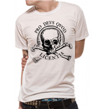 Uncharted 4 - Skull (T-SHIRT Unisex )