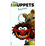 The Muppets (Animal Face) (Portachiavi Gomma)