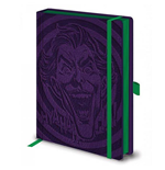 The Joker (Hahaha) Premium A5 Notebook (Quaderno)