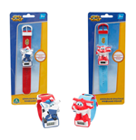 Super Wings - Orologio Con Personaggio (Assortimento)