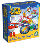 Super Wings - Gioco Dell'Oca Gigante