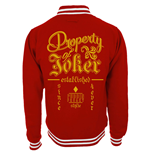 Suicide Squad - Property Of Joker (unisex ) Varsity Jacket