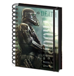 Star Wars Rogue One - Death Trooper (Quaderno)