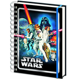 Star Wars (A New Hope) A4 Notebook (Quaderno)