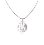 Star Wars - Jedi Order Silver Necklace Pendant Necklaces U Silver