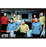 Star Trek - Puzzle Cast