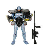 Robocop - W/Jetpack & Assault Canon Action Figure