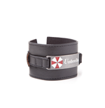 Resident Evil - Wristband With Metal Plate With Umbrella Logo (Braccialetto)