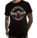 Deep Purple - Fire In The Black Sky (T-SHIRT Unisex )