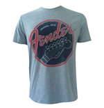 T-shirt Fender - Original 1946 Grey