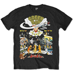 T-shirt Green Day - 1994 Tour Special Edition Black