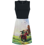 Nintendo - Zelda Ocarina Of Time (vestito Donna )