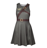 Nintendo - Zelda Link Belt Dress (vestito Donna )