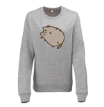Pusheen - Grumpy Crew Neck Sweater (felpa Unisex )