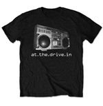 At The DRIVE-IN - Boom Box (T-SHIRT Unisex )