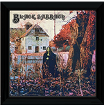 Black Sabbath (Foto In Cornice 30x30 Cm)
